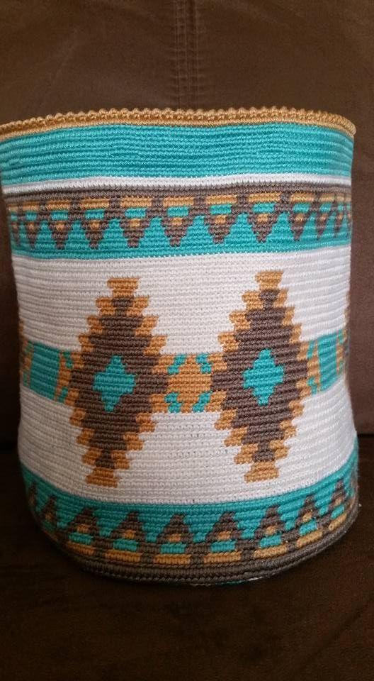 CraftsbyManon: Mochila Bag - Circus