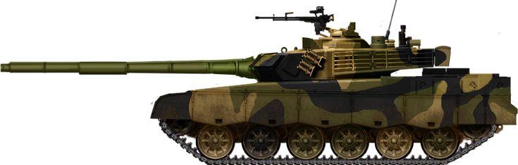 MBT-2000 of Myanmar Army (2014)
