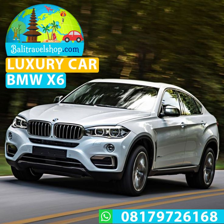 To enjoy all attractions in Bali, you can rent a luxury car in bali and travel like a boss. Our exclusive and powerful car BMW X6 lets you drive with high speed and reach the places in Bali a few minutes.