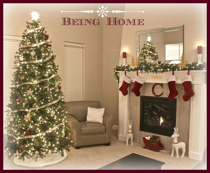 Being Home: Christmas