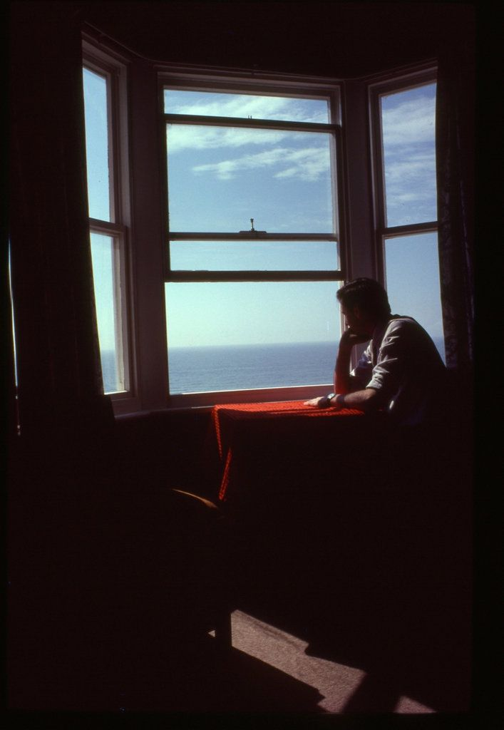 Nan Goldin - Anthony by the Sea Photography
