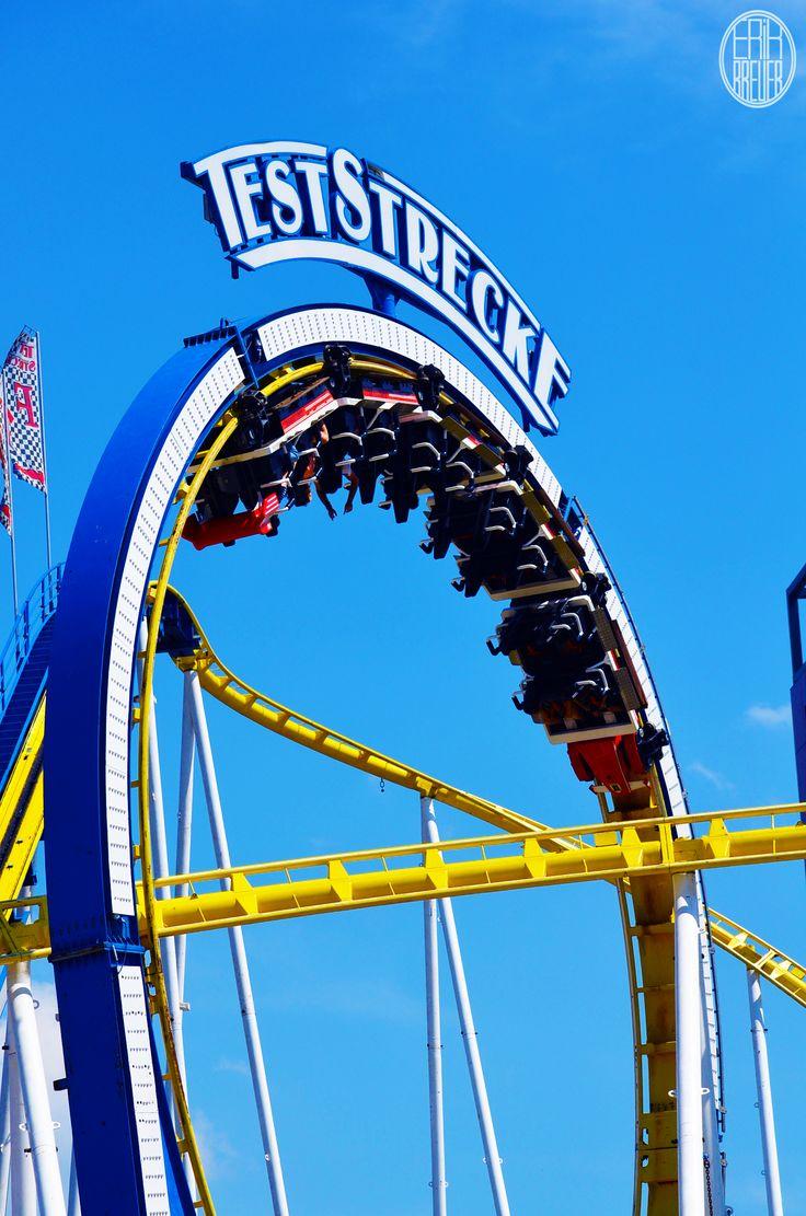 Going through the loop! - Tilburgse Kermis 2014