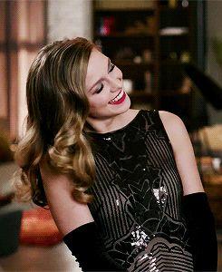 She's a beauty queen ❤️ #Melissa #Benoist