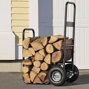 SHELTERLOGIC Vozík na drevo SHELTERLOGIC 90490EU LG1383 - NEL.SK