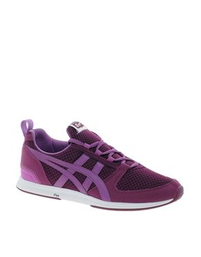 Image 1 of Onitsuka Tiger Ult-Racer Purple Sneakers