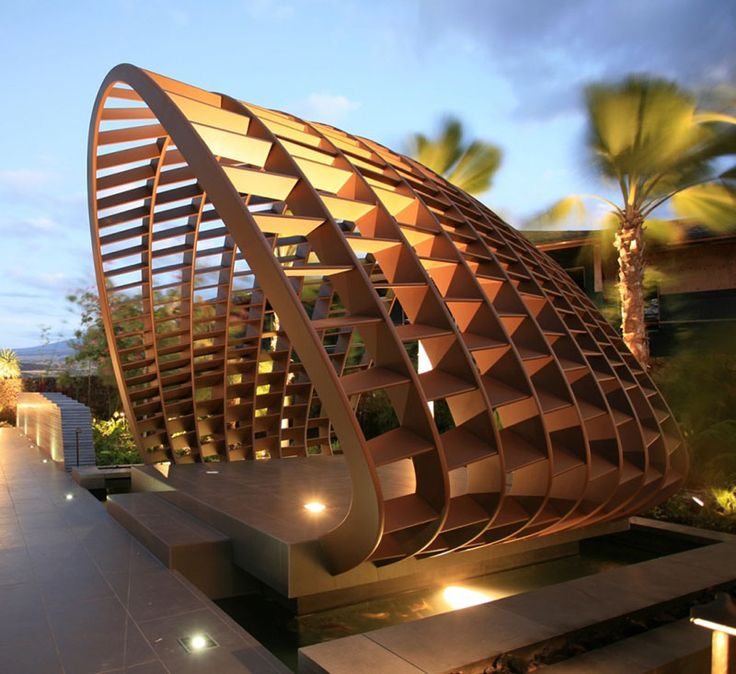 KONA Lodge SL, Hawaii California Based Belzberg Architects Have Completed  The Kona Residence ,