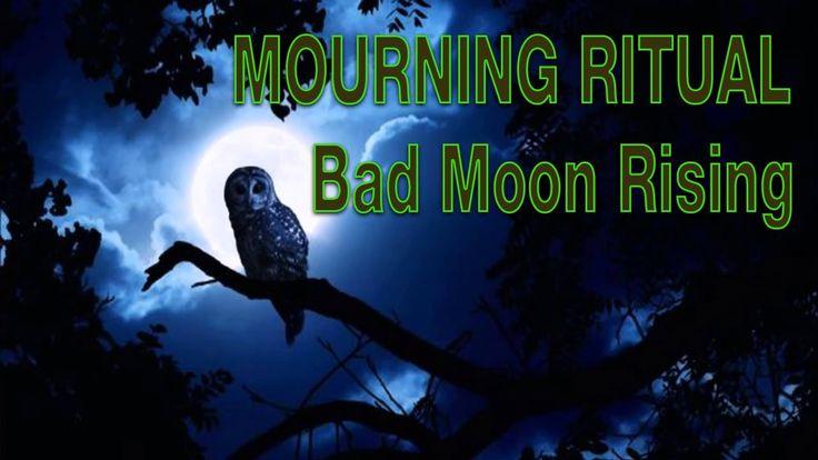 Mourning Ritual - Bad Moon Rising. Twin Peaks 2017