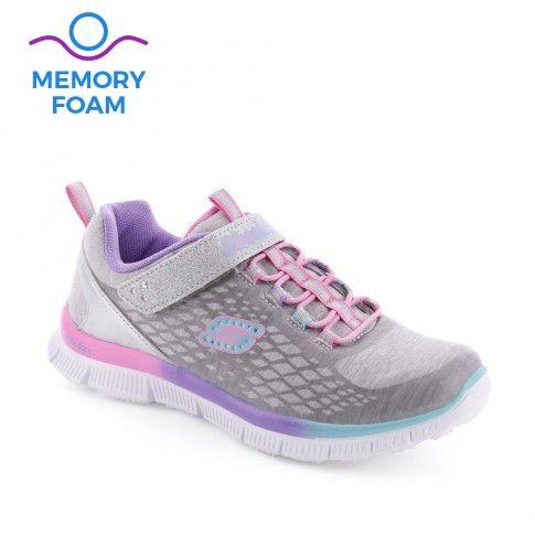 Pantofi sport fete Skech Sparktacular - Skechers