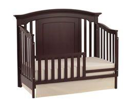 Munire - Brunswick Toddler bed - Espressp