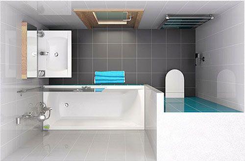 Дизайн маленькой ванной комнаты фото вид сверху 100