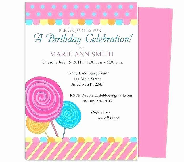 15th Birthday Party Invitation Templates Luxury 15th Birthday Party Party Invite Template Birthday Invitation Card Template Birthday Party Invitation Templates