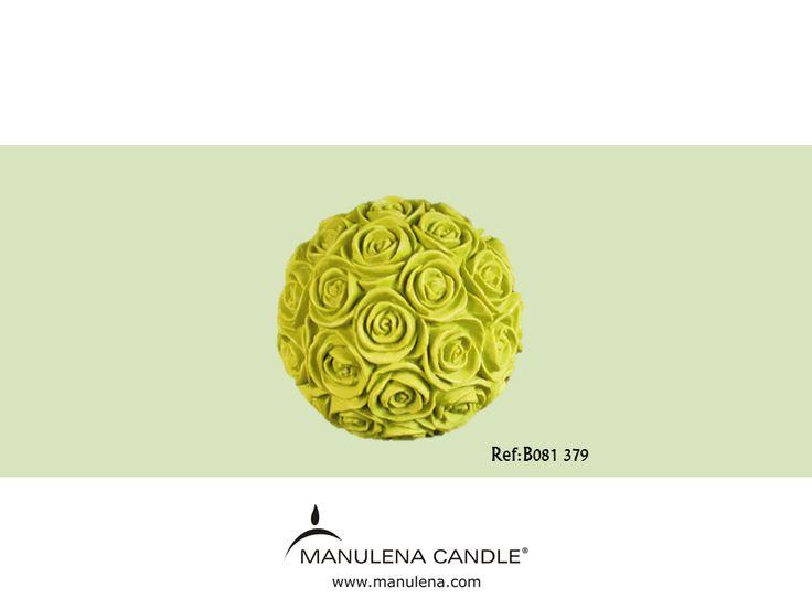 Bola de rosas difusora com aroma a Simplicity @ Roses bouquet diffuser with Simplicity fragrance.