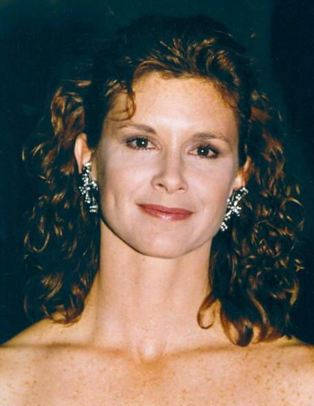 The always beautiful Stephanie Zimbalist
