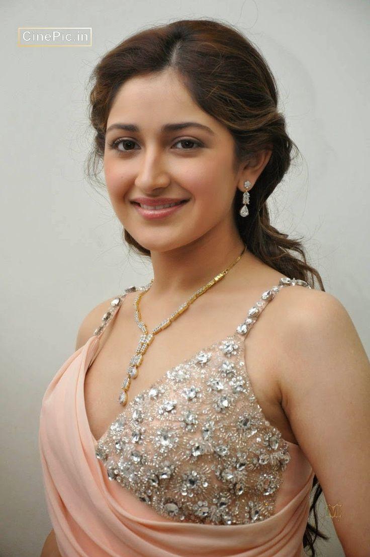 Actress Sayesha Saigal, daughter of Actor Sumeet Saigal and Shaheen Banu...