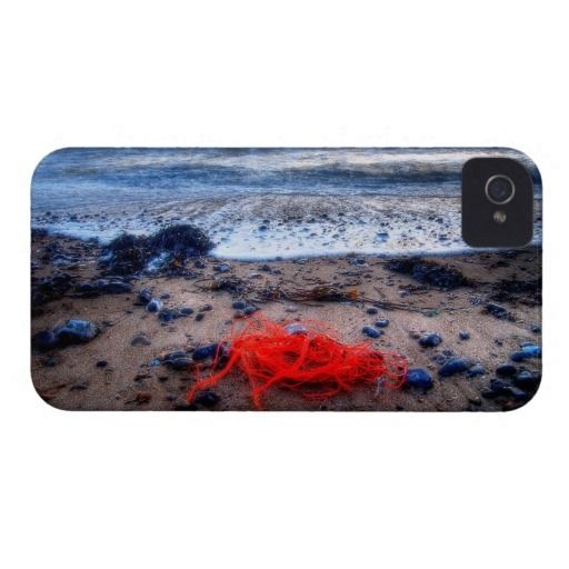 Coast Line :- Rough seas were hammering the beach at Ovingdean Gap in Brighton (England) when I decided to go for a walk with the camera. This bright red yarn that had been brought it by the tide caught my eye, it was so vibrant against the blue greys and browns. Cover For The iPhone 4. #iPhone4 #twine #string #line #red #cord #beach #sand #stone #pebble #tide #water #sea #ocean #wave #surf #england