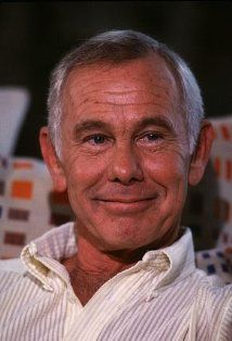 Johnny Carson.  Miss this man.  He was funny, intelligent and classy. I grew up with his Tonight Show - showing my age!