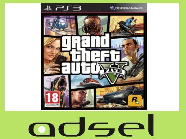 GRAND THEFT AUTO V GTA V PL PS3 SKLEP WWA URSUS
