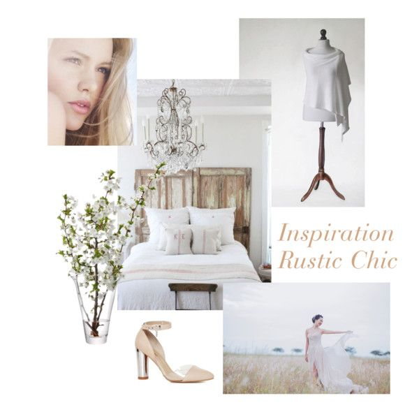 Rustic Chic by mdrozd on Polyvore featuring moda, LSA International, Piel Leather and rustic