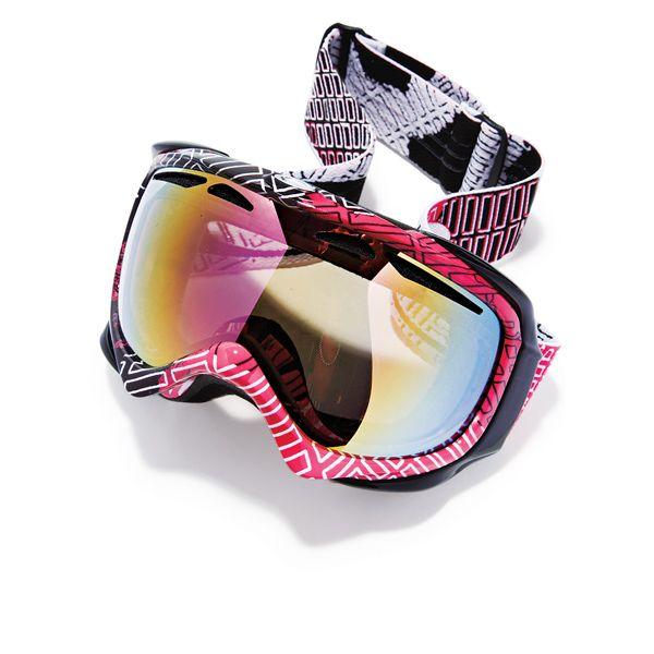 Stylish Ski Wear & Winter Sports Gear #5: Oakley A-Frame Goggles