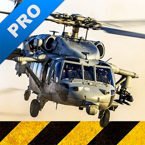 Download Helicopter Sim Pro APK - http://apkgamescrak.com/helicopter-sim-pro/