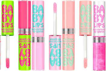 Maybelline Is Releasing Baby Lips Gloss, Making Your Dreams A Reality  *SCREAMING*