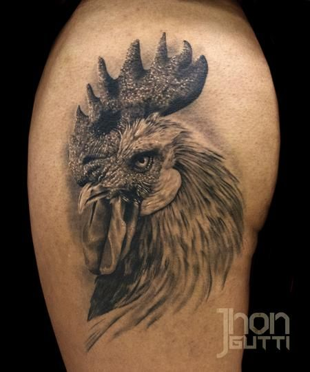 Jhon Gutti - ROOSTER (HEALED)