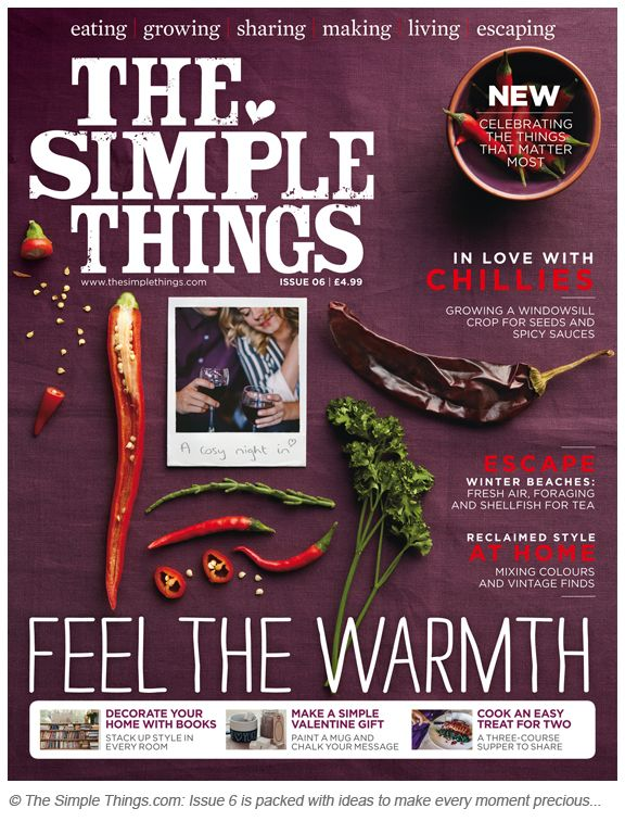 A Design Publication For Lovers Of All Things: 17 Best Images About The Simple Things Magazine On