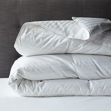 Full/Queen  Classic Duvet Cover Insert - Down #westelm