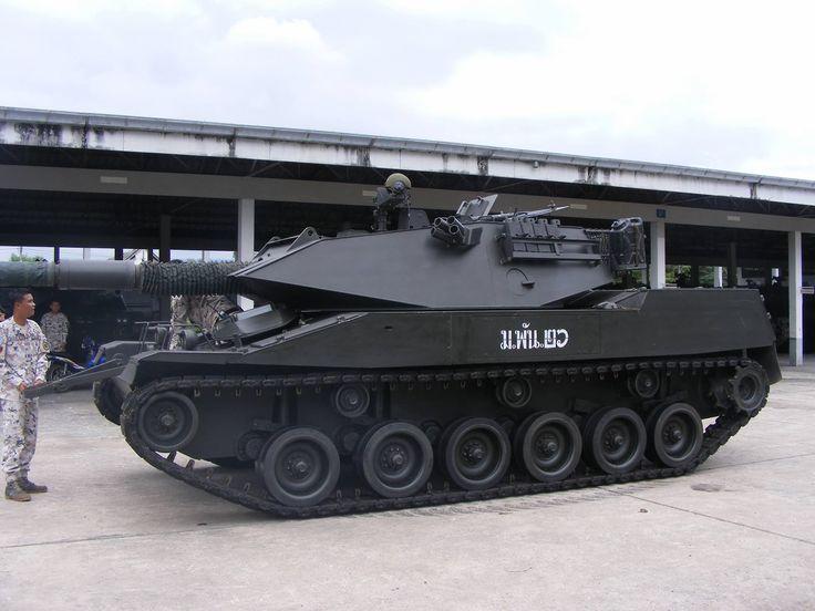 commando stingray tanks | WALK AROUND_ROYAL THAI ARMY COMMANDO STINGRAY LIGHT TANK