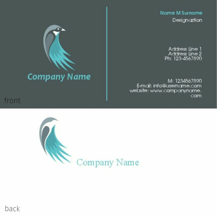 13 best Business Cards images on Pinterest | Business card design ...