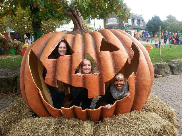 Halloween, Alton Towers!