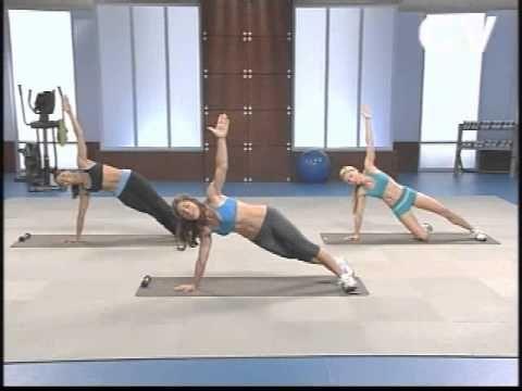 Jillian Michaels' Six Week 6-Pack - YouTube Video