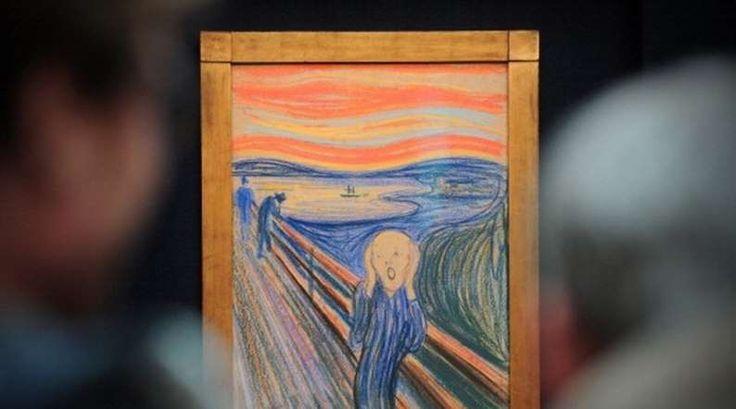 A 2 de Maio de 2012, O Grito de Edvard Munch fez história, ao tornar-se o quadro mais caro alguma vez vendido em leilão, por 109,4 milhões de euros (119,9 milhões de dólares). Na Sotheby's de Nova Iorque, a luta foi renhida entre oito licitadores. No final, dois deles defrontaram-se, por telefone, durante mais de 12 minutos. A versão em disputa era de 1895, a mais colorida das quatro pintadas pelo autor, a única que possui uma moldura pintada por Munch para incluir o seu poema que detalha a…