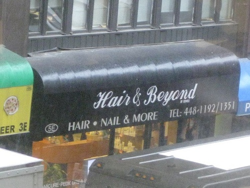 20 Hair Salons With Ridiculous Names | omg gets better as you scroll down.....