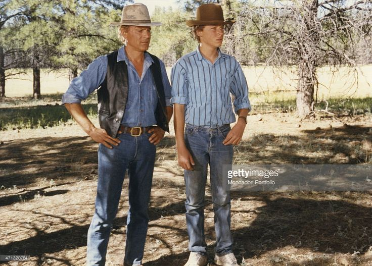 Terence Hill and Ross Hill in They Call Me Renegade Pictures ...