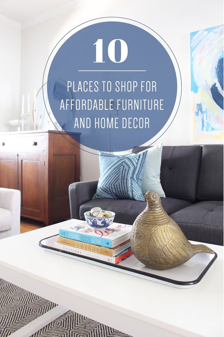10 Places To Shop For Affordable Furniture and Home Decor. Best 25  Affordable furniture ideas on Pinterest   Natural bedside