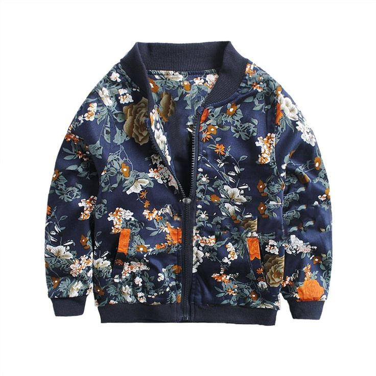 2017 New Spring Fashion Boy Print Round Necklace Baseball Jacket (110). This jacket is made of 100% high quality cotton, cotton fabric upper body is very comfortable, but also looks very texture. Style: there has fashion personality prints, collar and cuffs are used high-quality thread cotton, version of simple and self-cultivation, upper body is very handsome. Occasion: suit for park, party, travel or just for daily wear. We offering 3 size for you, please check the size chart in product...