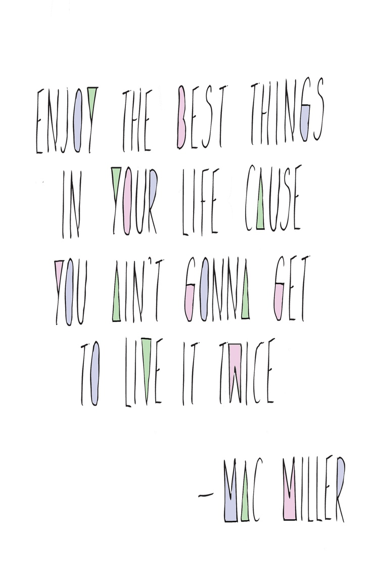 mac miller quotes about girls - photo #30