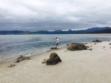 Whangapoua Estuary Fishing