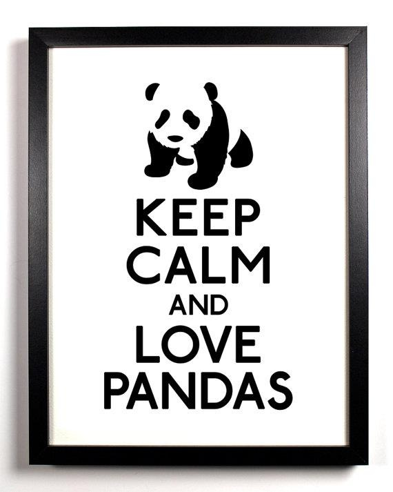 I love pandas <3