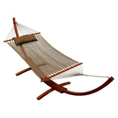 patio 12 u0027 hammock  u0026 stand set   tan brown 8 best 2 person hammock with stand images on pinterest   hammock      rh   pinterest