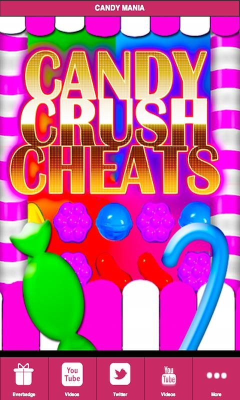 MASTER Candy Crush And Get The Secret For UNLIMITED LIVES....... http://bosschickdesigns.com #Crush The Candy #Candy Crush Guide #Candy Crush Secrets #Candy Crush Cheats #Candy Crush Strategies #Candy Crush Unlimited Lives #Candy Crush Free Boosters #Candy Crush Upgrades #Candy Crush Unlock Levels #Candy Crush Tips #Candy Crush Tricks