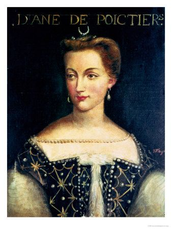 Diane de Poitiers became mistress to Henri II, King of France in 1534 (when he…
