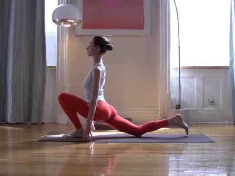 Tara Stiles Yoga Started doing her yoga videos today and I can't stop. She has tons of beginner videos. Found a new past time.