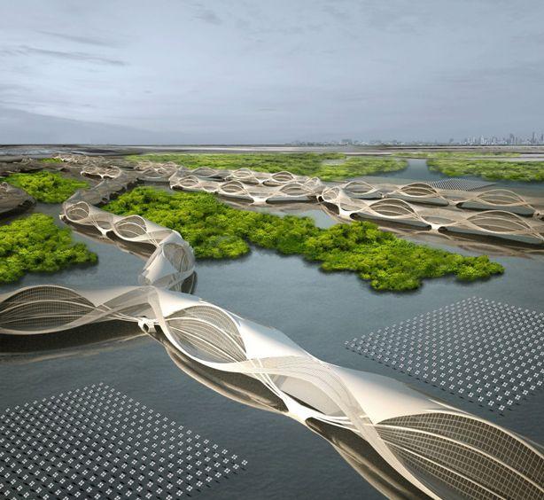 Arquitectura futurista | Imágenes