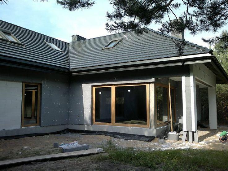 projekt KAMERALNY 1 i 2 pracownia DOMY Z WIZJĄ - Projekty domów i architektura - zobacz jak inni budowali według Twojego projektu - forum.muratordom.pl