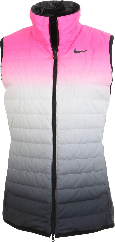 Nike Womens Reversible Vest   Golf Galaxy