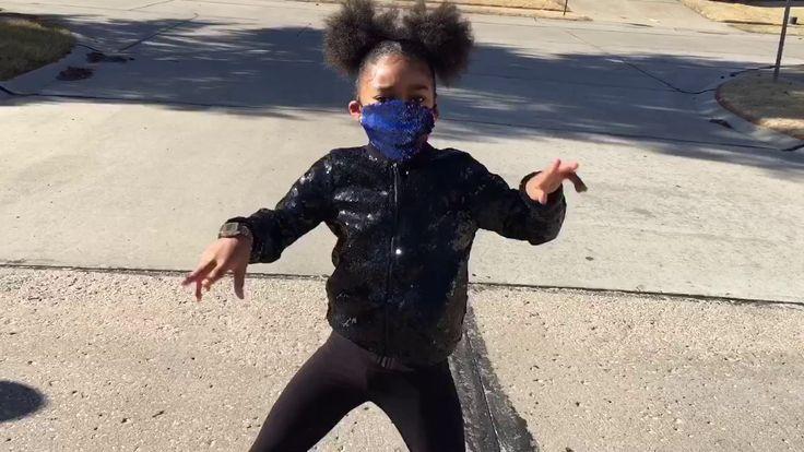 Reverse Princess J'Den CHALLENGE EVERYBODY TO DO THE ROLEX CHALLENGE ... Follow her personal Instagram @IMDJ_STL ! #KIDGOALSS #MaskGang