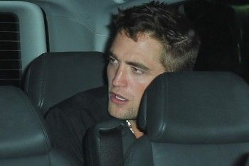 Rob at 'The Rover' premiere dinner during Cannes, 5-17-14 (9)