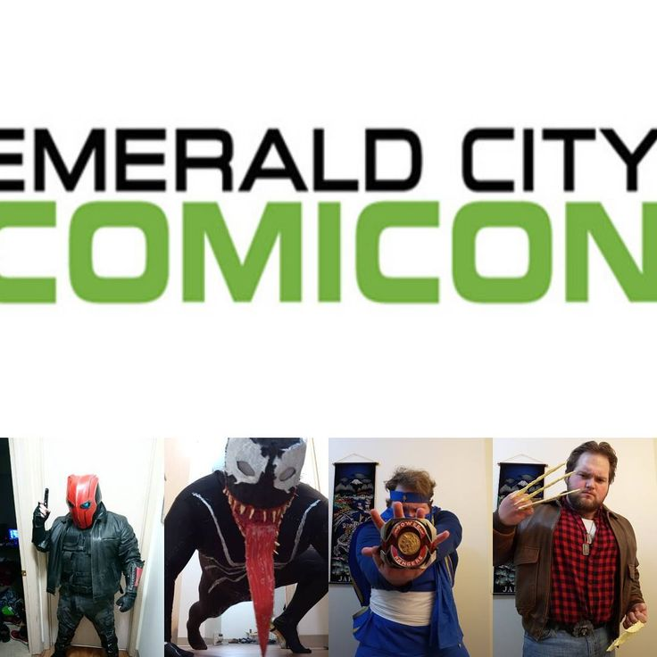 My official #eccc18 line up Thursday: Red Hood Friday: Venom Saturday: Blue Ninjetti Ranger Sunday: Bone Claw Wolverine Hope to see you all there and please come by and say hi if you see me!  #emeraldcitycomicon #conseason2018 #cosplay #diycosplay #jasontodd #redhood #batman #dccomics #dc #dccosplay #marvel #eddiebrock #spiderman #marvelcosplay #symbiote #venomcosplay #Venom #wolverine #logan #jameshowlett #weaponx #xmen #powerrangers #mightymorphinpowerrangers #ninjetti #blueranger…